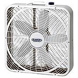 Lasko #3720 20'' Weather-Shield Performance Box Fan 2-Pack