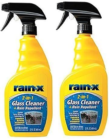 05d8ecef85f4 Rain-X 5071268 2-in-1 Glass Cleaner and Rain Repellant - 23
