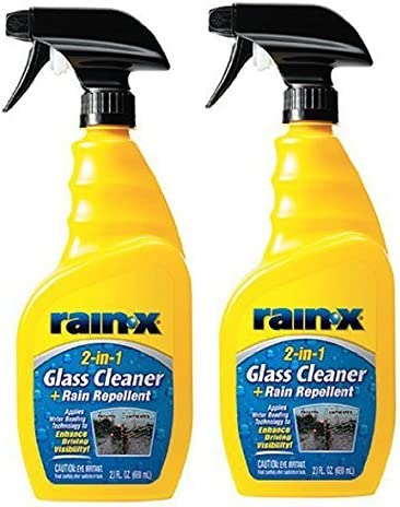 Rain-X Glass Cleaner and Rain Repellant