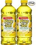 【Pine-Sol】パインソル多目的液体クリーナー1.41Lレモンフレッシュ×2本セット [並行輸入品]