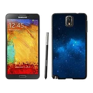 Beautiful Custom Designed Cover Case For Samsung Galaxy Note 3 N900A N900V N900P N900T With Blue Starry Night Sky Phone Case Cover