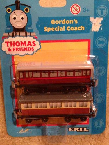 Thomas the Tank Die Cast Metal Train Ertl Gordon's Special Coach