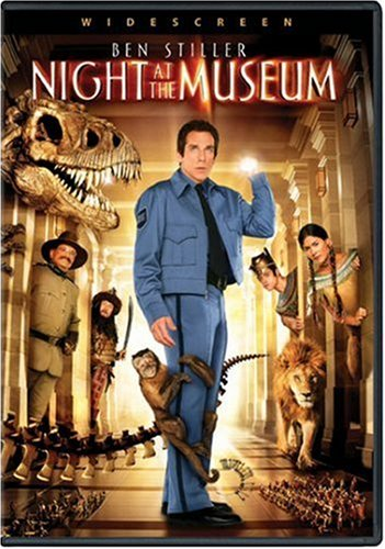 Night at the Museum (Widescreen Edition) [DVD]