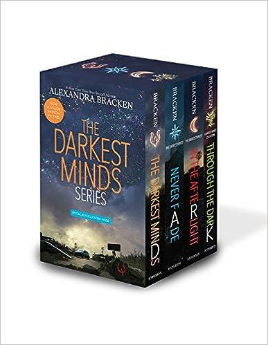 The Darkest Minds Series Boxed Set [4 Book Paperback Boxed Set] (A Darkest Minds Novel) by Alexandra Bracken