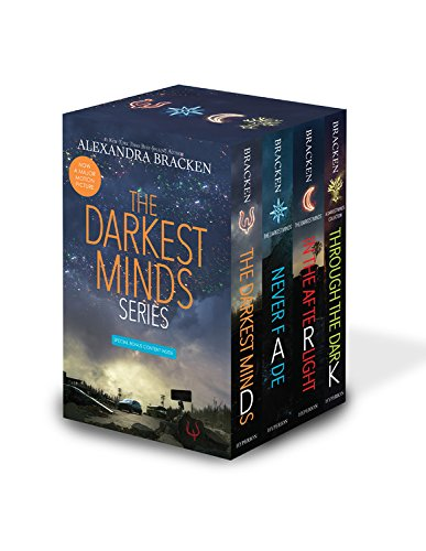 The Darkest Minds Series Boxed Set [4-Book Paperback Boxed Set] (A Darkest Minds Novel) ()