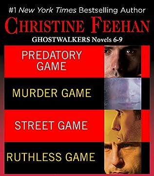 book cover of Ghostwalkers Novels 6-9