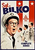 Sgt Bilko: Phil Silvers Show the Complete Series [DVD] [Region 1] [US Import] [NTSC]