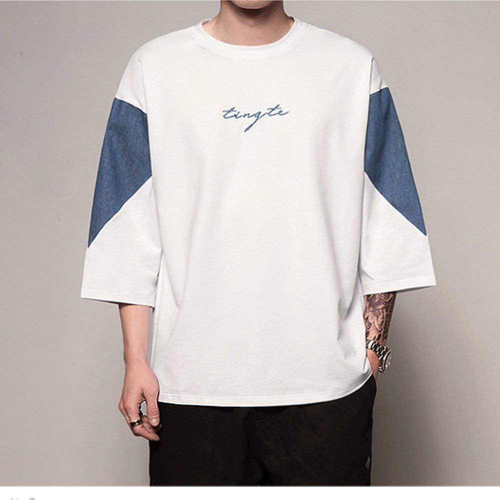 XIAOYAO Camiseta para Hombre