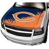 NFL Chicago Bears Hood Cover, Orange, Stadard Size