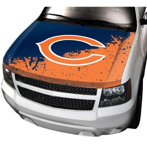 Team ProMark NFL Chicago Bears Hood Cover, Orange, Stadard Size