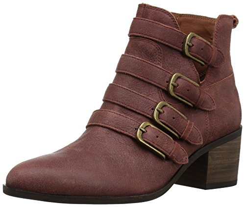 Lucky Brand Women's Loreniah Fashion Boot, SABLE, 9.5 Medium US