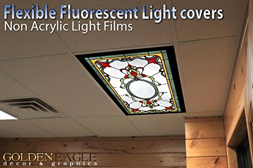 Suspended Ceiling Fluorescent Lights - 9