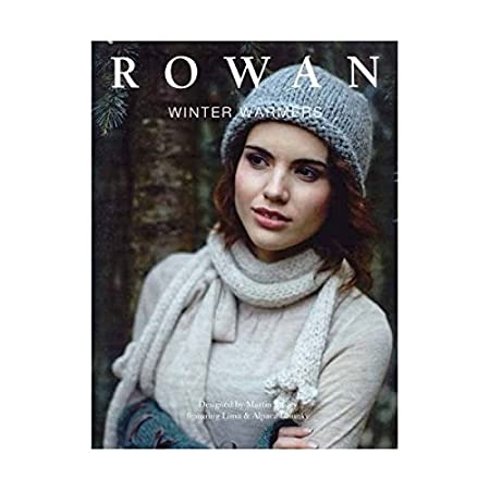 Rowan Winter Warmers By Martin Storey Knitting Book By Rowan Amazon