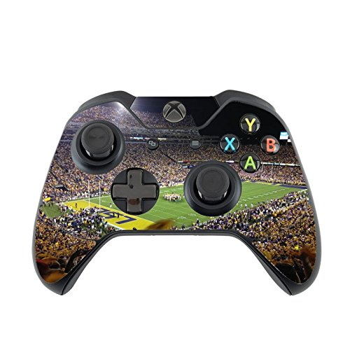 College Football Stadiums Xbox One Controller Vinyl Decal Sticker Skin by Compass Litho (Best College Football Stadiums)
