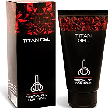 amazon com titan gel with hologramm 50ml tube 1 health