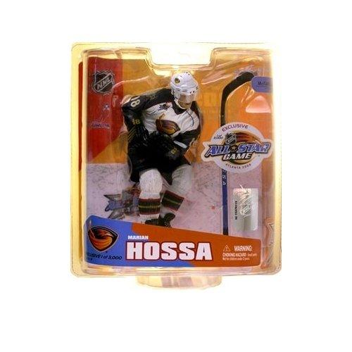 McFarlane Toys NHL Sports Picks Exclusive All Star Game Action Figure Marian Hossa (Atlanta Thrashers)