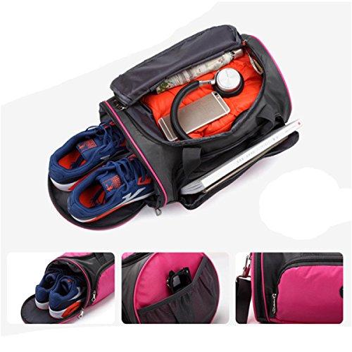 Yoga Il Sacchetto Tracolla Grande Capacità La Diagonale Di A Laidaye Mobile Sportiva 1 Borsa Forma Fisica P8RaExqw