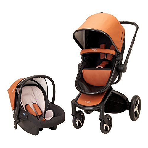 Evenflo 6855 Carriola Travel System Legacy RT, color Camello