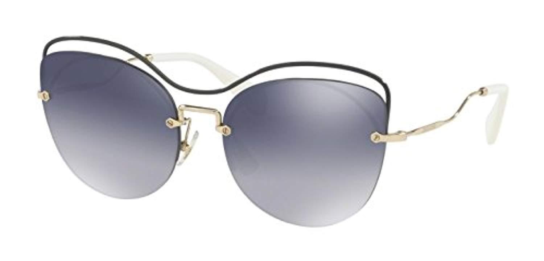 59fe678cf Miu Miu 50TS UE63A0 - Óculos de Sol: Amazon.com.br: Amazon Moda