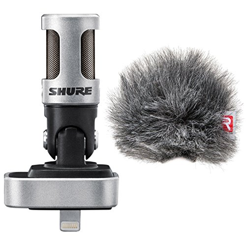 Shure Condenser Microphone Windjammer Windscreen