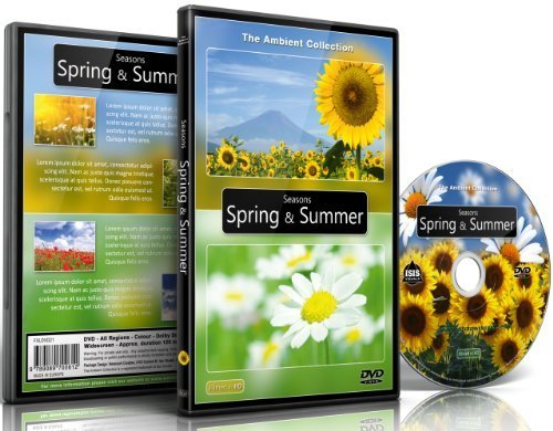 Relaxing Music Nature DVD - Seasons: Spring & ()