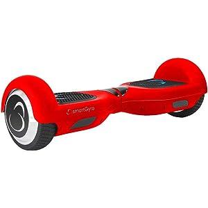SmartGyro X2 UL Red - Patinete Eléctrico Hoverboard, Ruedas de 6,5