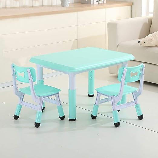 CTC Juego de mesa y silla para niños/niños, mesa de estudio ...