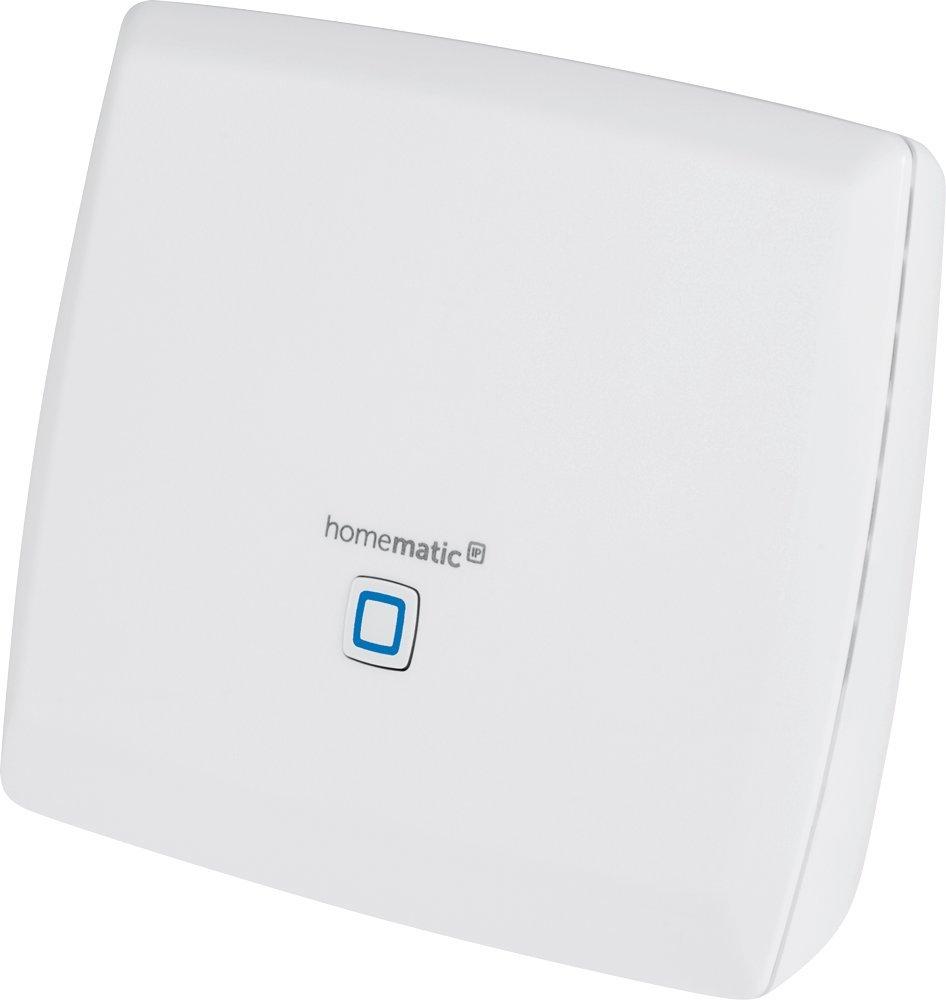 Homematic 151965A0 CCU3 Smart Home Zentrale weiß: Amazon.de: Baumarkt