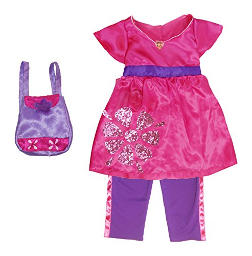Dora and Friends Everyday Dora Outfit (Dora The Explorer Costumes)
