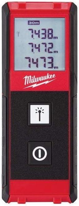 Milwaukee LDM30 T/él/ém/ètre Laser 30 m