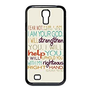 Bible Verse Case for Samsung Galaxy S4 Petercustomshop-Samsung Galaxy S4-PC00189