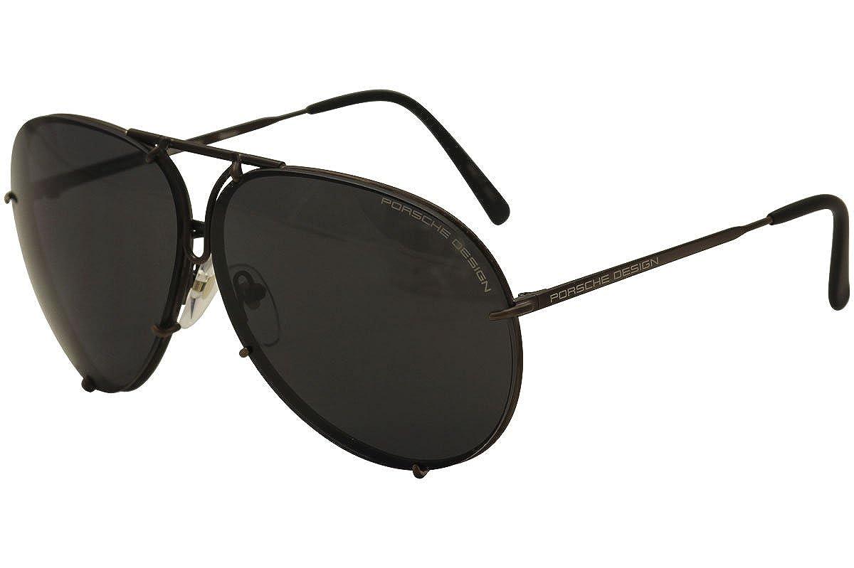 Gafas de Sol Porsche Design P8478 MATTE BROWN/GOLD BRONZE ...