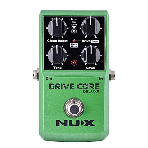 NUX DRIVE Core DELUXE Electric Guitar Overdrive