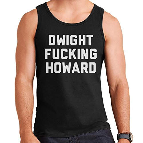 - Coto7 Dwight Fucking Howard Men's Vest