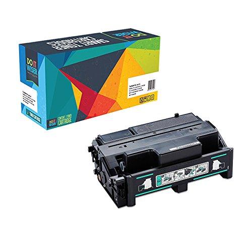 Do it Wiser Compatible Black Toner Cartridge for Ricoh Aficio SP 4100 SP 4100N SP 4100N-KP SP 4110N SP 4110N-KP SP 4210N SP 4310N Gestetner P7031N P7035N - 402809 406997 - Yield 15,000 pages