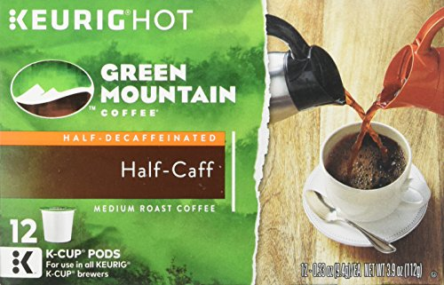 Green Mountain Coffee Half Caff, Vue Cup Portion Pack for Keurig Vue Brewing Systems (96 Count) by Green Mountain Coffee (Image #3)