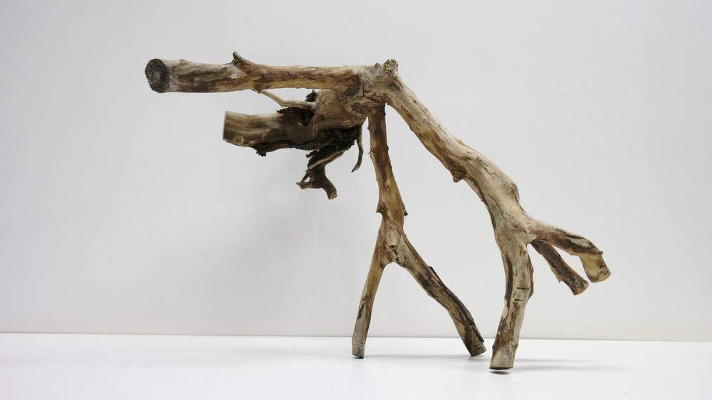 XL Moor Wood Root Brown Moor Kien Root Size 33X29X44   4122 Aquarium Root Wood Decorative