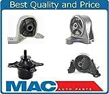 honda civic ex 2001 transmission - Mac Auto Parts 134586 Engine Motor & Automatic Transmission Mount For 01-05 Honda Civic 1.7L DX EX LX