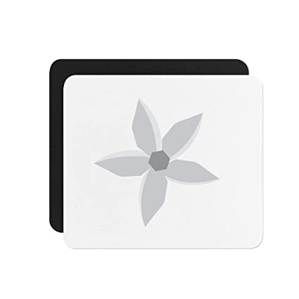 Amazon.com: Ninja Star Neoprene Mouse Pad 9.25