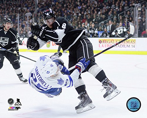 - Drew Doughty Los Angeles Kings 2014-2015 NHL Action Photo (Size: 8