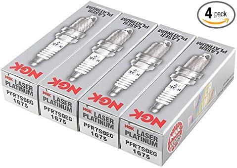 NGK Laser Platinum 1675 PFR7S8EG