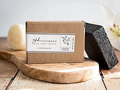 Parent Charcoal Soap