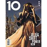 10 Magazine No. 60 2018 小さい表紙画像