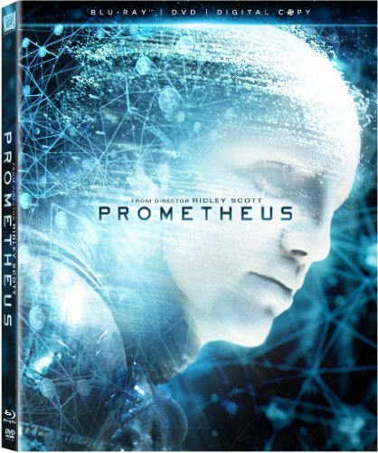 Top 5 prometheus blu ray dvd digital copy