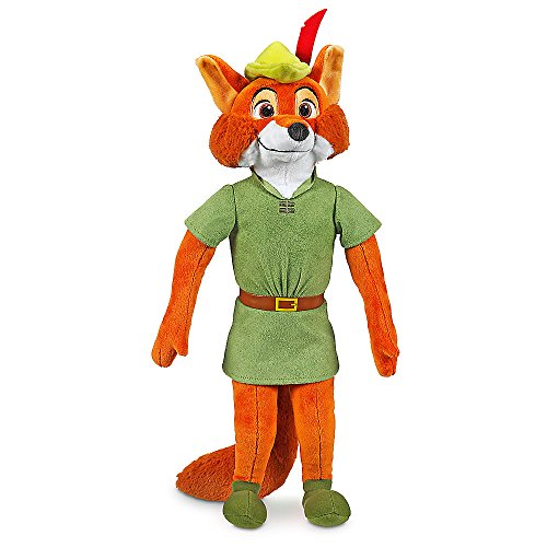 Robin Hood And Maid Marian Costumes (Disney Robin Hood Plush - 18)