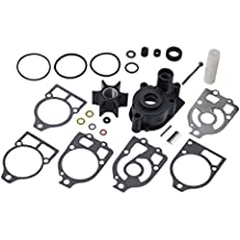 QuickSilver 96148Q8 Water Pump Repair Kit - Mercury and Mariner Outboards and MerCruiser Stern Drives