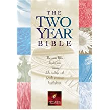 New Living Translation - The Two Year Bible