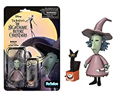 Funko Reaction The Nightmare Before Christmas Shock Toy Figure