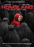 Homeland The Complete Fourth Season DVD