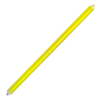 "Cyalume ChemLight Military Grade Chemical Light Impact Sticks, Yellow, 15"" Long, 12 Hour Duration (Pack of 20): Home Improvement"